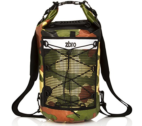 b82f40e369 ZBRO Dry Bag ~ Unique Waterproof Bag with Two Additional Pockets ...